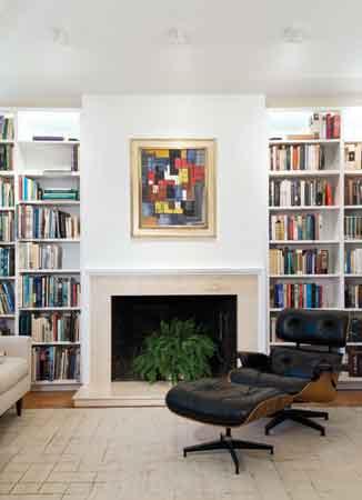 Bookcase - Interior Design Services