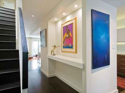 Hall - Interior Design Services