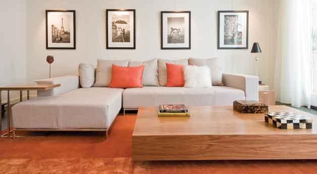Living room - Coffee table