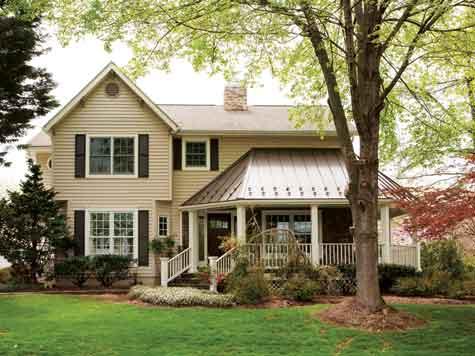 Porch - House