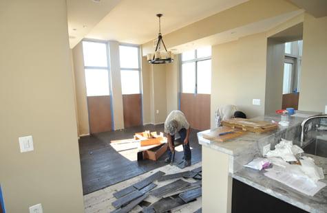 Interior Design Services - Floor