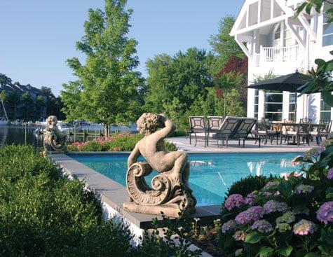 Swimming pool - Infinity pool