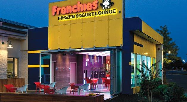 Frenchies Frozen Yogurt Lounge - 5 Star Auto Spa Car Wash