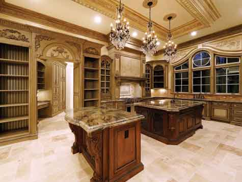 Wood - Kitchen