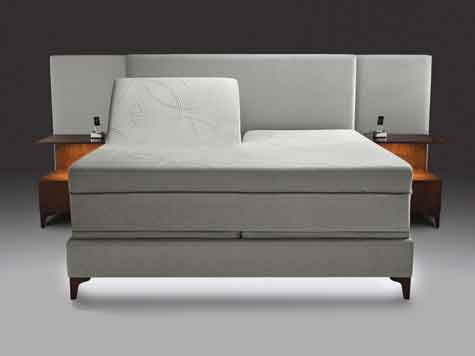 Sleep Number bed - Bed