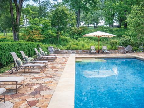 Swimming pool - Patio
