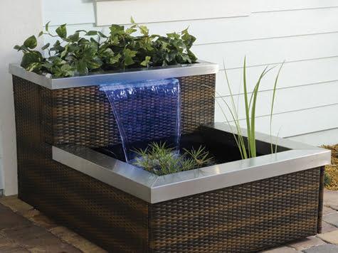 Water garden - Garden