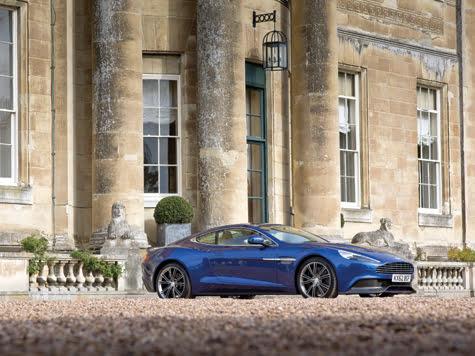 Aston Martin Vanquish - Aston Martin