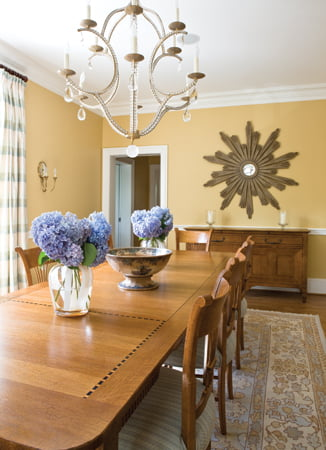 Interior Design Services - Color