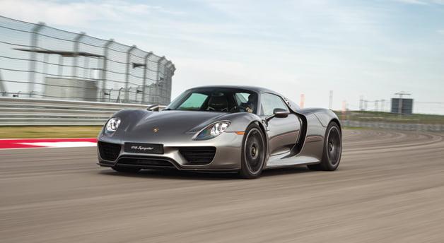 2015 Porsche 918 Spyder - Car