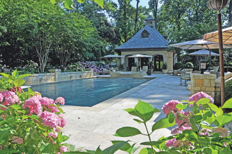 Swimming pool - Landscape