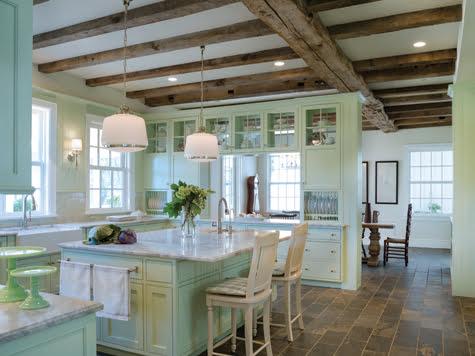Farmhouse - Farmhouse kitchen