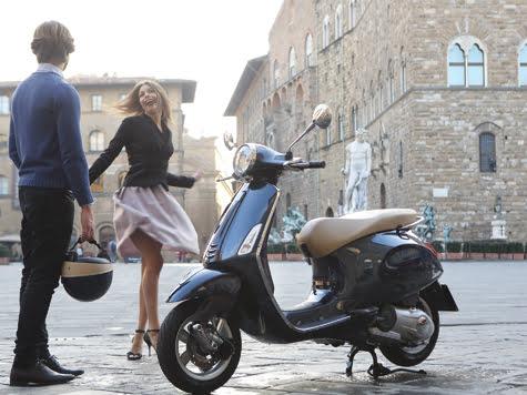 Vespa - Motorcycle