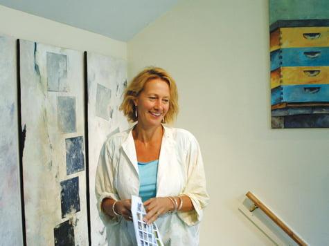 Painting - McLean