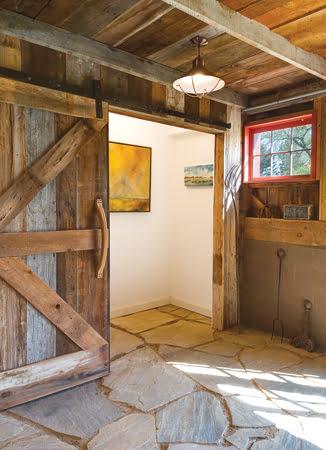 Barn - Wall