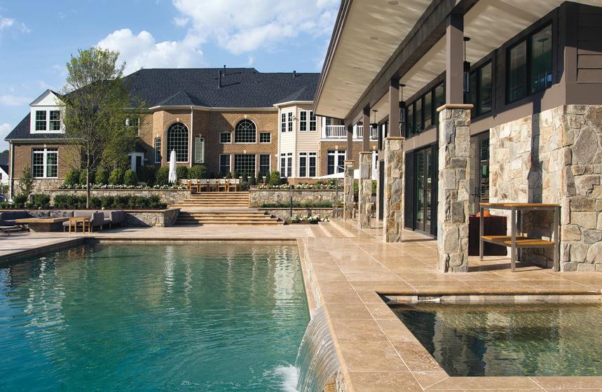 Swimming pool - House