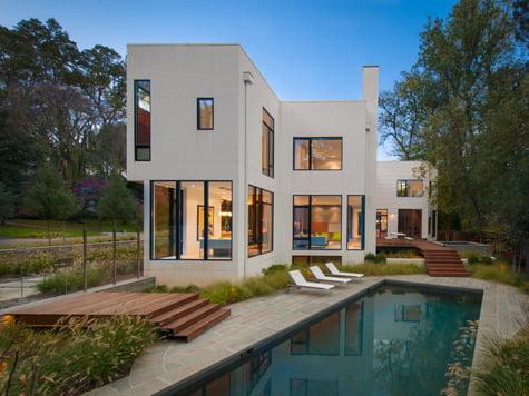 Architecture - Modern architecture