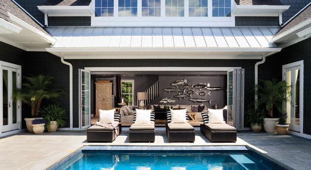 Swimming pool - Hot tub