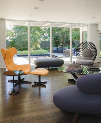 Living room - Floor