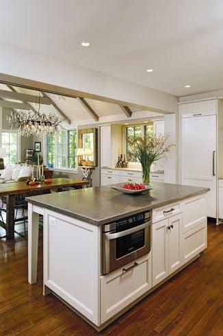 Wood flooring - Countertop