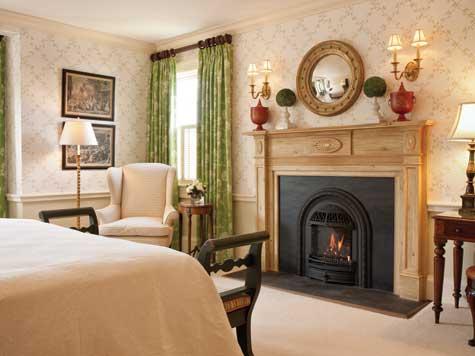 Living room - The Inn at Little Washington