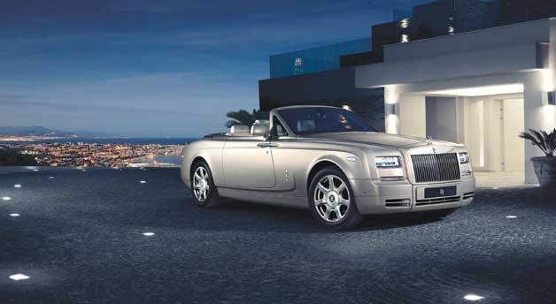Rolls-Royce Phantom Drophead Coupé - Rolls-Royce Phantom Coupé
