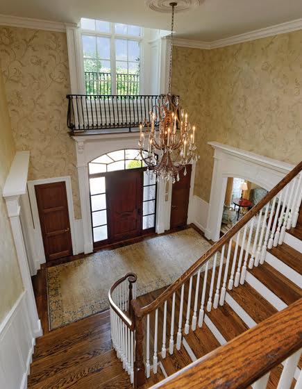 Floor - Living room