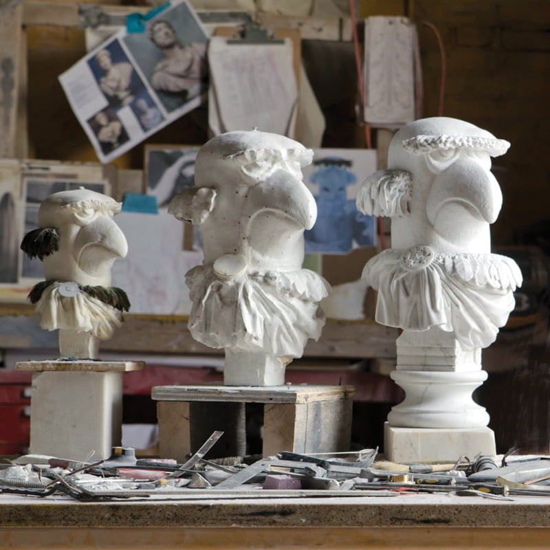 Carving - Stone carving