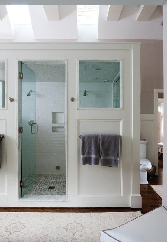 Bathroom - Door