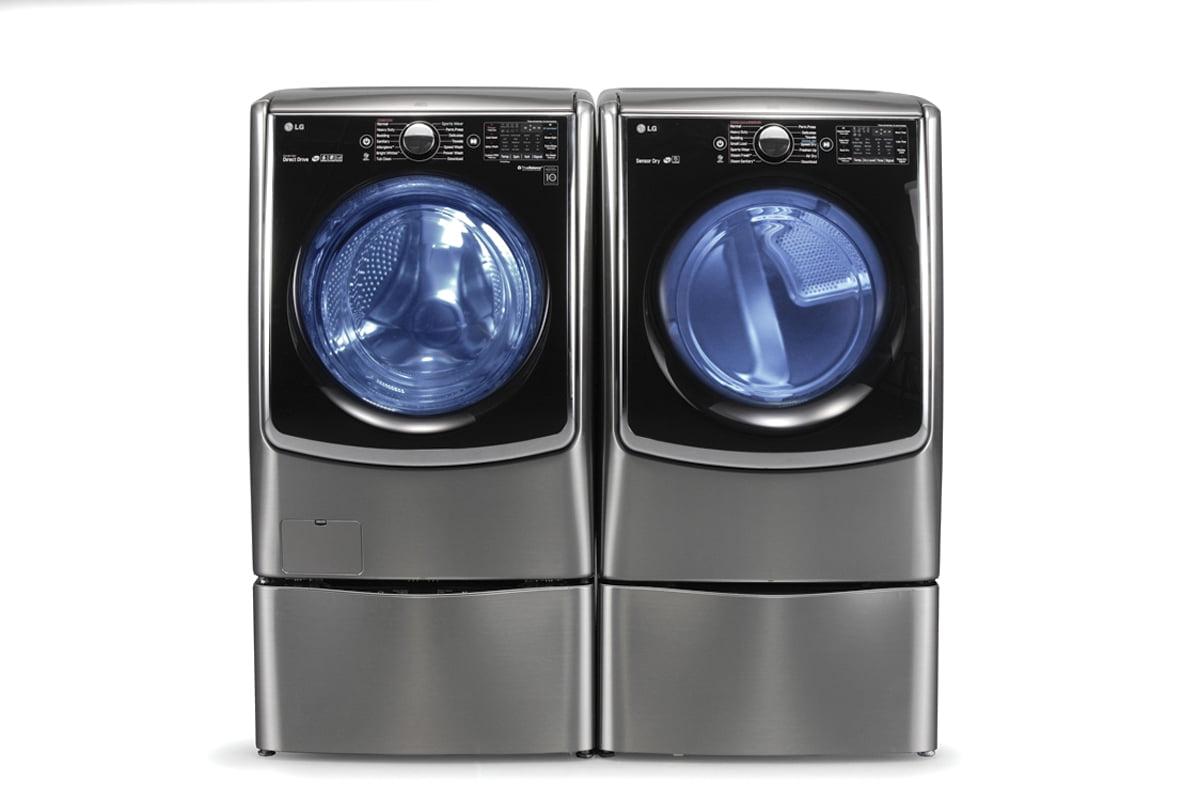 Washing machine - Clothes dryer