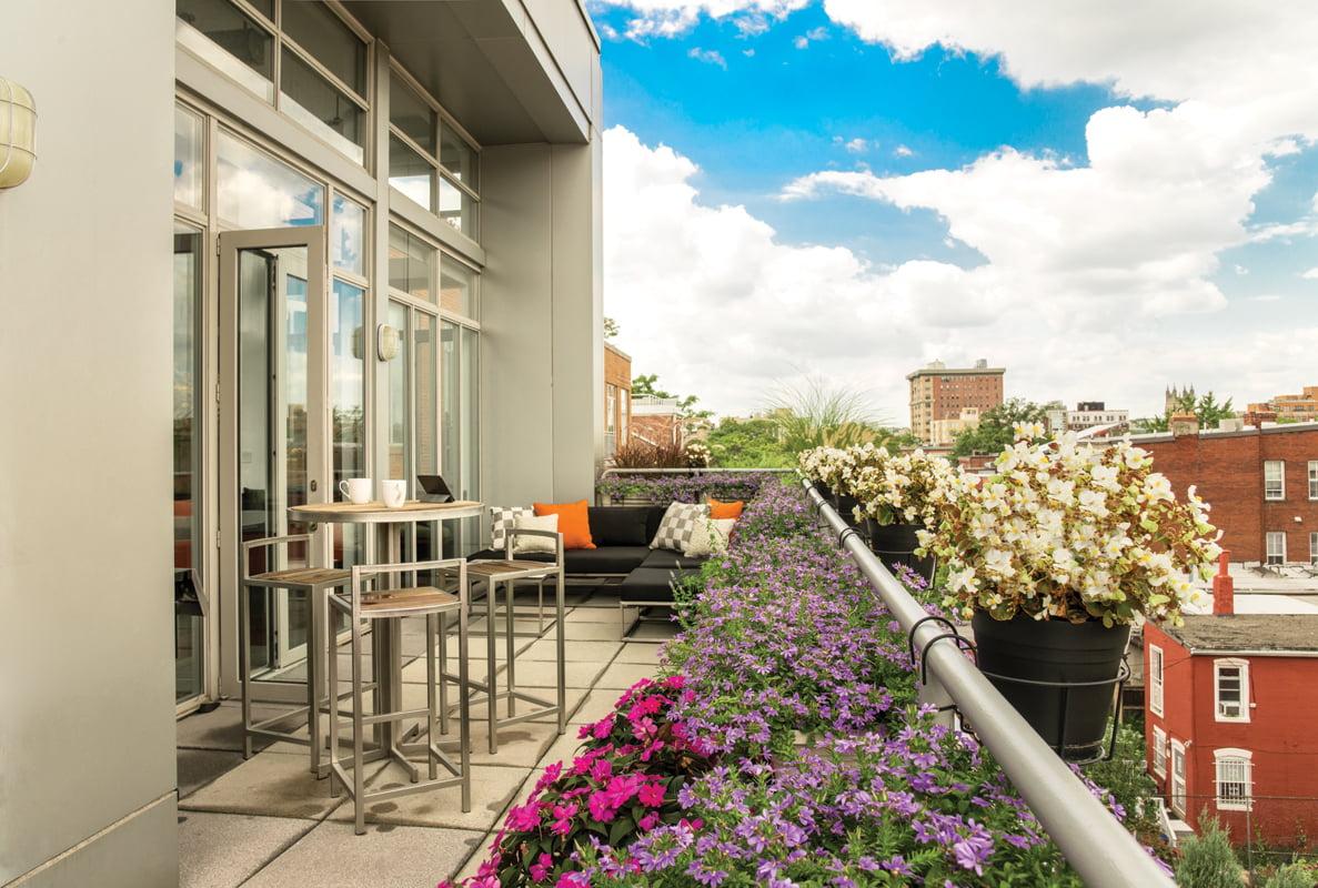 Balcony - Design
