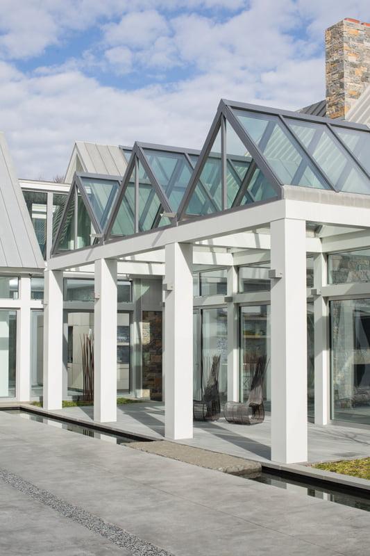 House - Landscape architect