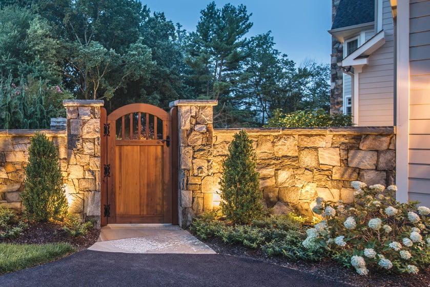 Fence - Gate
