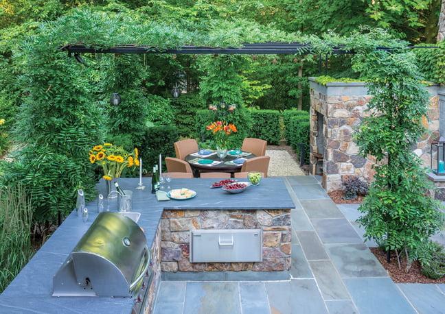 Landscape - Kitchen