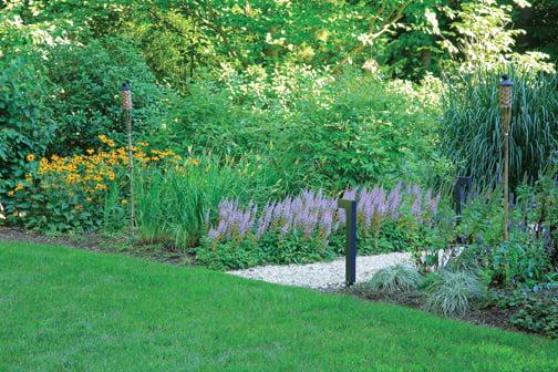 Lawn - Garden