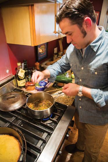 David Guas - Cuisine