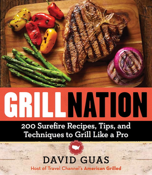 Grill Nation: 200 Surefire Recipes, Tips, and Techniques to Grill Like a Pro - Damgoodsweet: Desserts to Satisfy Your Sweet Tooth, New Orleans Style