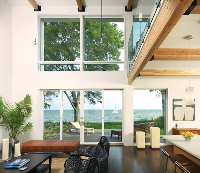 Living room - House
