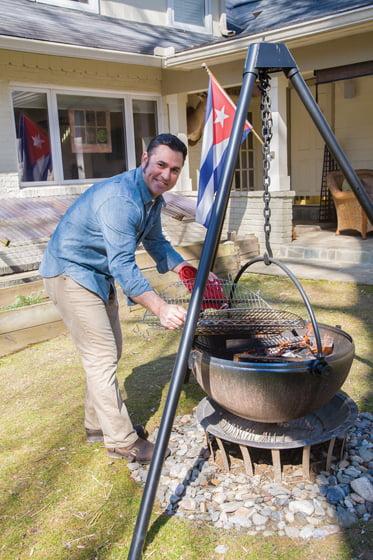 David Guas - Barbecue
