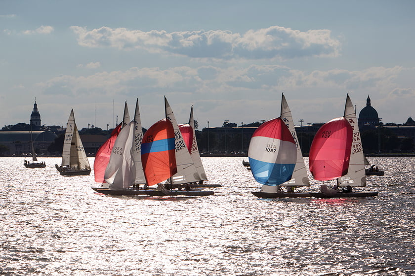 Sail - Water transportation