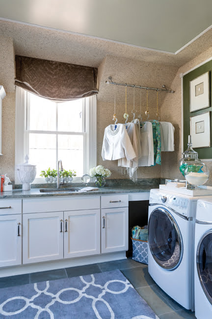 Laundry room - Window