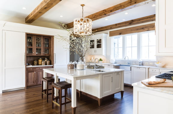 Window - Kitchen cabinet