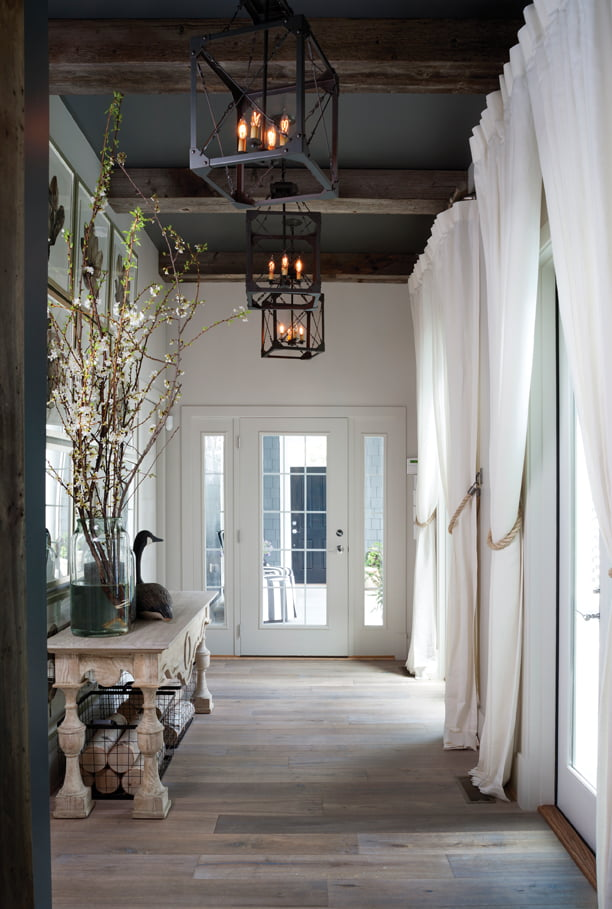 Ceiling - Floor