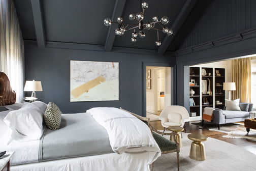 Bedroom - Grey