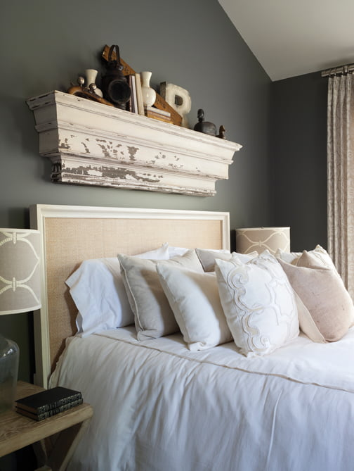 Bed frame - Nightstand