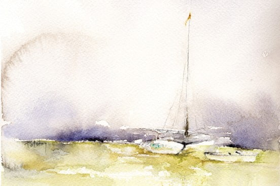 Painting - Watercolor painting