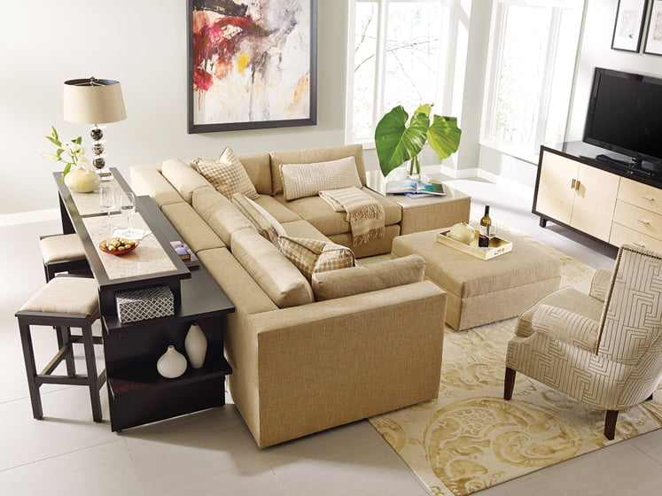Table - Couch
