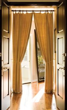 Window - Curtain