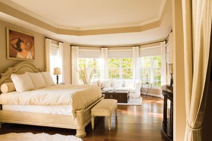 Bedroom - Window