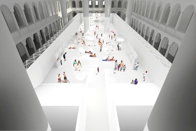 National Building Museum - Furniture